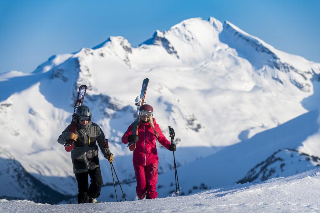 Ski rentals.